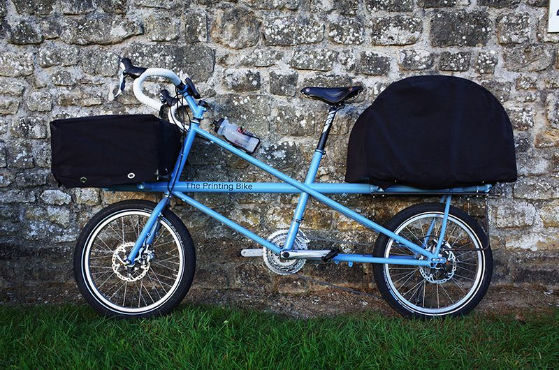 The Print Bike small