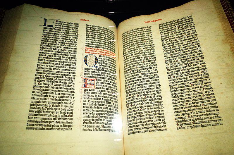 42 line bible